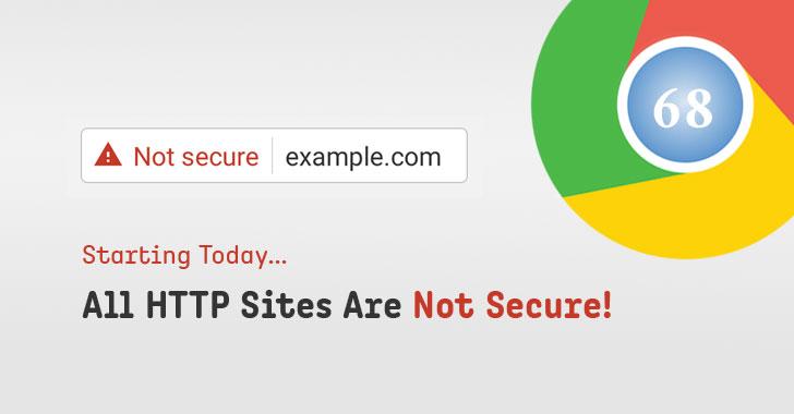 cảnh báo google-chrome-https-không an toàn