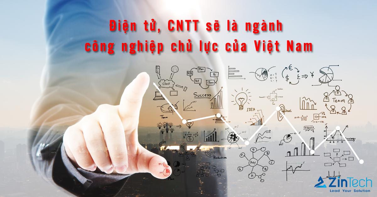 điện tử, cntt